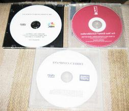 THREE'S COMPANY: BEHIND THE CAMERA, 3 DVDs - 3 Rare Document