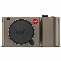 Leica TL 16MP Camera, Titanium Anodized Finish
