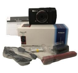 OLYMPUS Tough TG-6 12MP Waterproof Digital Camera -BLACK
