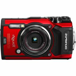 tough waterproof tg 5 digital camera red