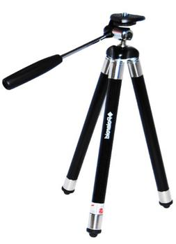 """Polaroid 42"""" Travel Tripod Includes Deluxe Tripod Carrying C"""