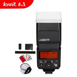 Godox TT350S TTL 2.4G Camera Flash Speedlite For Sony A6000