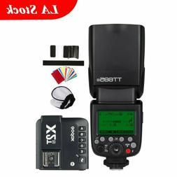Godox TT685N Camera Flash TTL Bluetooth X2T-N Transmitter F