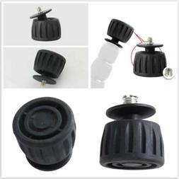 Universal Black Photography Conversion Silicone Foot Pad Cam