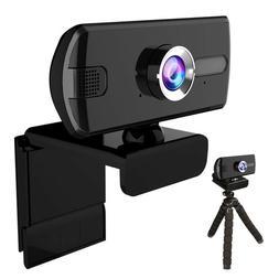 USB Computer Camera Laptop 1080P Webcam PC Web Camera with M