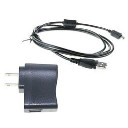 IN-Camera USB Wall Battery Power Charger AC Adapter Cord for