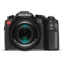 Leica V-LUX TYPE 114 Digital Camera, 20.1MP, 16x Optical/4x