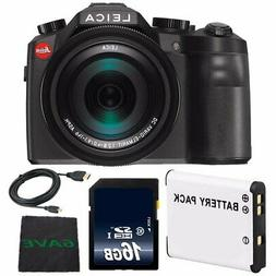 Leica V-LUX  Digital Camera Starter Bundle 26