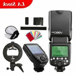 Godox V860II-S Camera Flash TTL Xpro-S Trigger Bowens Mount