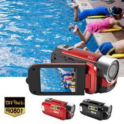 Video Camera Camcorder Vlogging Camera HD 1080P Digital Vide