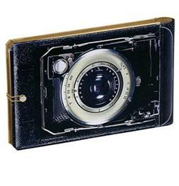 """Vintage Camera Photo Album Spiral Bound NEW 4 X 6"""" Photos"""
