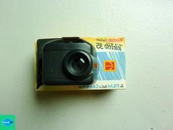 Vintage Kodak Fun Saver TeleFoto Disposable Camera 35mm - Ex