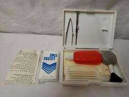 vintage photography camera maintenance kit ii cleaning