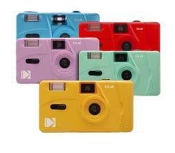 Kodak Vintage retro M35 35mm Reusable Film Camera + Color Pl