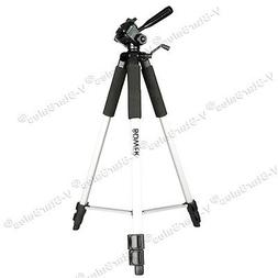"Bower VTSL1200 59"" Full Size Tripod for Canon Nikon Sony Pen"