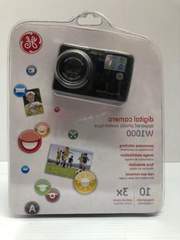 GE W1000 Digital Camera 10.1 Megapixels New Sealed