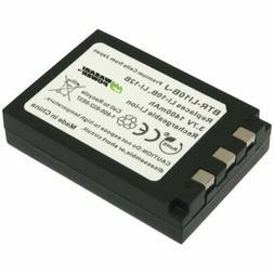 Wasabi Power Battery for Olympus LI-10B, LI-12B and Olympus