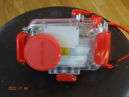 Olympus Waterproof Camera Model PT-021 New