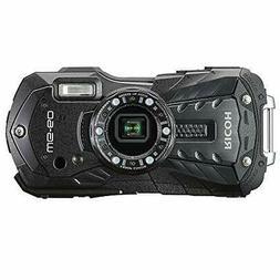 RICOH Waterproof Digital Camera RICOH WG-60 black waterproof