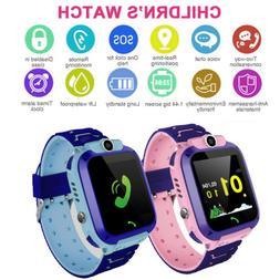 Waterproof Smart Watch GPS GSM Locator Touch Screen Camera G