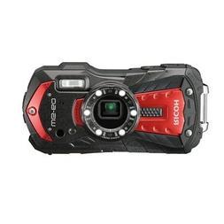 "Ricoh WG-60 Waterproof Digital Camera 2.7"" LCD 5x Optical Zo"