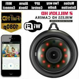 Mini Wireless WIFI IP Camera HD 1080P Smart Home Security Ca