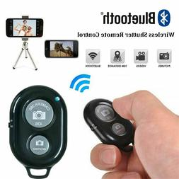 Wireless Bluetooth Camera  Remote Shutter Control for IOS &
