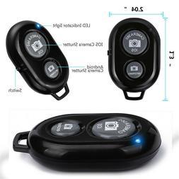 Wireless Bluetooth Smart Phone Camera Remote Control Shutter
