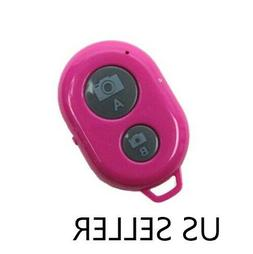 Wireless Camera Photo Bluetooth Remote Shutter for iPhone IO