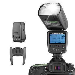 Neewer Wireless Flash Speedlite for DSLR Cameras with Standa