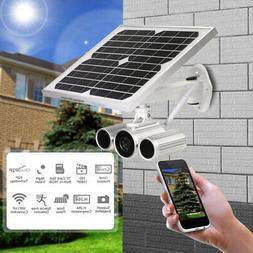Wanscam Wireless HD 1080P IP Camera WiFi Solar & Battery Pow