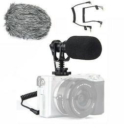 EACHSHOT Universal Wireless Video Microphone for Sony Panaso