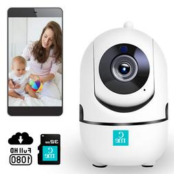 1080p WiFi Wireless Indoor Home Security Camera Night Vision