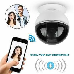 Wireless WiFi IP Bluetooth Camera 1080P HD Home Security Web