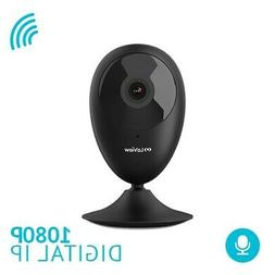 Wireless WiFi IP Security night Camera 1080P HD Indoor Built