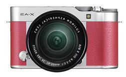 Fujifilm X-A3 Mirrorless Camera XC16-50mm F3.5-5.6 II Lens K