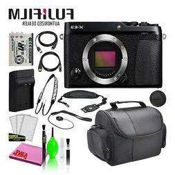 Fujifilm X-E3 Mirrorless Digital Camera  Starter Bundle