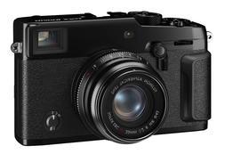 x pro3 mirrorless digital camera black body