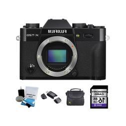 Fujifilm X-T20 Mirrorless Digital Camera - Black 16GB Full K