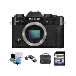 Fujifilm X-T20 Mirrorless Digital Camera - Black 8GB Full Ki
