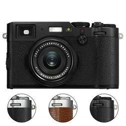 Fujifilm X100F 24.3MP Digital Camera Full HD Wi-Fi Black Bro