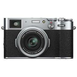 Fujifilm X100V Digital Camera, Silver #16642939