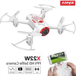 Syma X22W RC Drone Quadcopter WIFI FPV HD Camera  2.4G 4CH 6