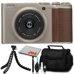 FUJIFILM XF 10 Digital Camera  Includes Padded Camera Bag an