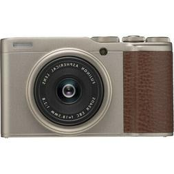 Fujifilm XF10 Digital Camera Gold Fast Ship