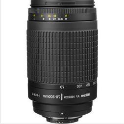 Nikon Zoom 70-300mm f/4-5.6G AF Nikkor 70-300 lens Brand New