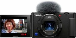 Sony ZV-1 Compact 4K HD Camera #DCZV1/B